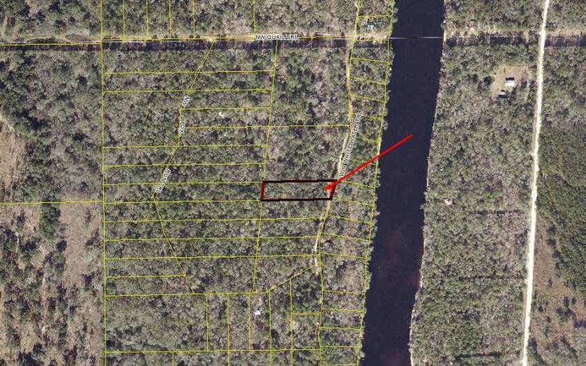 TBD NW WHITE WATER TRAIL, Mayo, FL 32066