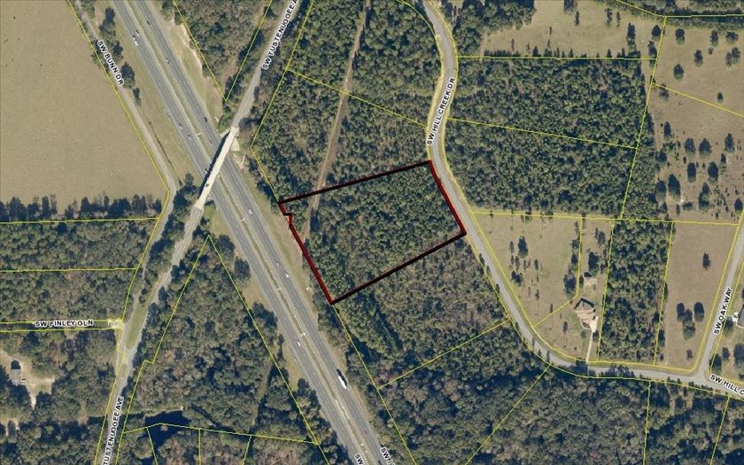 SW HILL CREEK DRIVE, Lake City, FL 32025