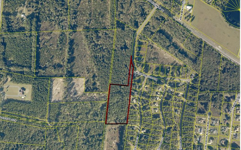 SW HEATHRIDGE DRIVE, Lake City, FL 32024